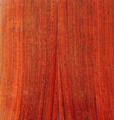 Mexican Cocobolo Rosewood Knife Scales