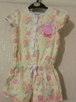 TU Girls playsuit age 2-3 years