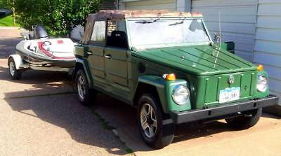 1974 Volkswagen Thing  '74 VW THING TYPE 181 - THIS ONE'S SPECIAL!