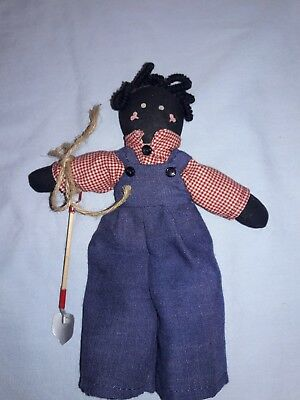 Black Americana  cloth rag doll