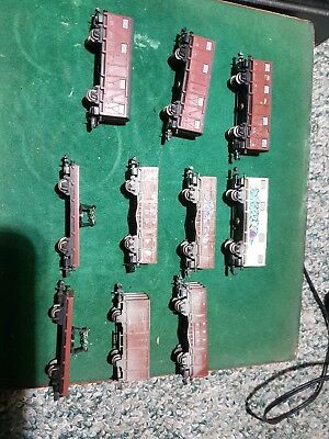 10 Lima N Scale Carriages
