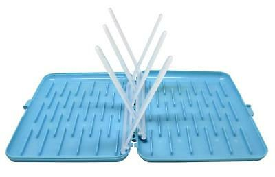b.box Travel Drying Rack Blueberry Bbox Compact Portable Travel Drying Rack Blue