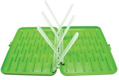 b.box Travel Drying Rack Apple Bbox Compact Portable Travel Drying Rack Green