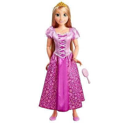 "Disney My Best Friend Rapunzel 32"" Tall Doll Officially Licensed NIB/Sealed"