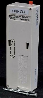 Honeywell Ademco 5869 Commercial Wireless Hold-Up Switch Transmitter NO KEY