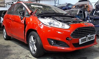 Ford Fiesta 2013 1.5TDCI WHEEL NUT ONLY! But breaking the whole car