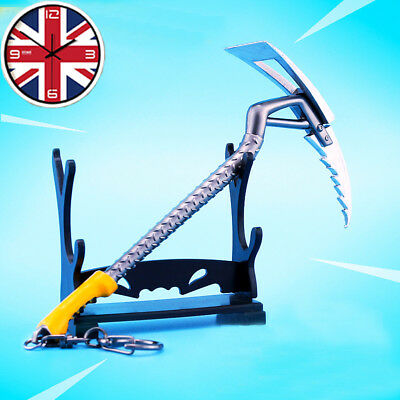 Fortnite Large Harvesting Tool Pickaxe Action Figure ROCK CLIMBER Toy Best Gifts