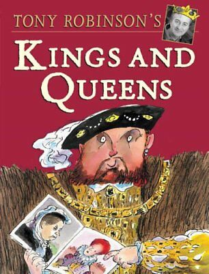 Kings and Queens,Tony Robinson