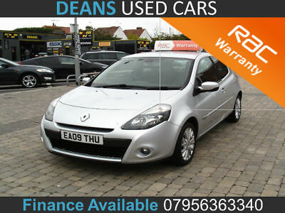 2009 Renault Clio 1.2 16v Dynamique FINANCE AVAILABLE