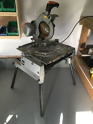 ELU DEWALT FLIP OVER MITRE CHOP SAW 240v