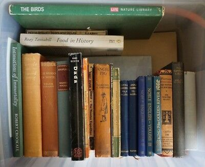 36 RARE BOOKS: Joblot of Old Vintage Retro Books - EIGHTTEEN FIRST EDITION BOOKS