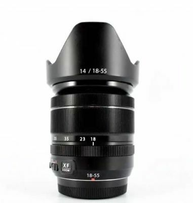 Fuji Fujifilm Fujinon  XF 18-55mm F/2.8-4.0 OIS R Lens Black (UK Stock) NEW