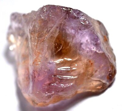 89.75 Ct 100% Natural Bolivia Purple & Yellow Ametrine Certified FACET Rough