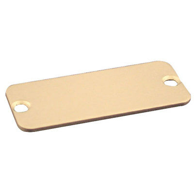 Hammond 1455T Series Aluminium End Plates PK 10