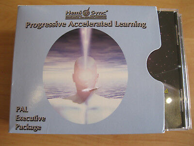 Hemi Sync by Monroe Products/ Progressive Accelerated Learning /Deutsch Englisch