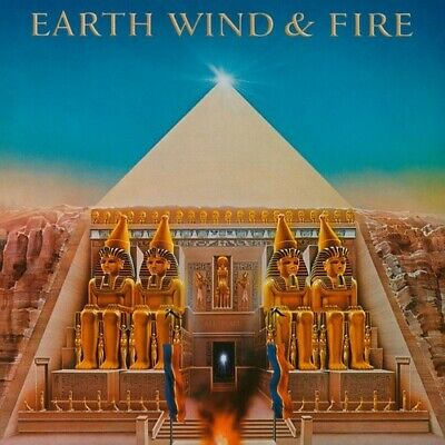 Earth Wind & Fire - All N All [New Vinyl] Holland - Import