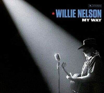 Willie Nelson - My Way [CD New]
