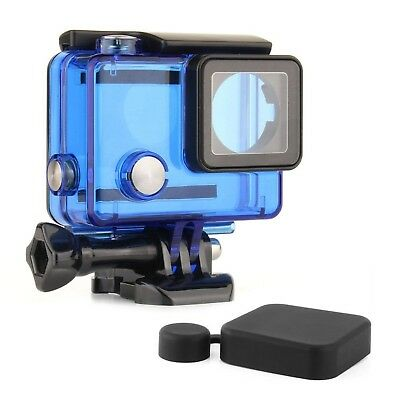 SOONSUN Replacement Waterproof Protective Dive Housing Case for GoPro Hero 4,...
