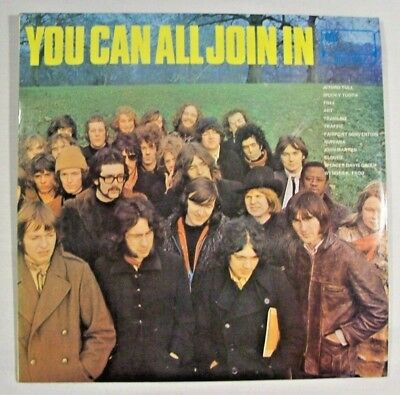 1 LP  VARIOUS   You Can All Join In   1969