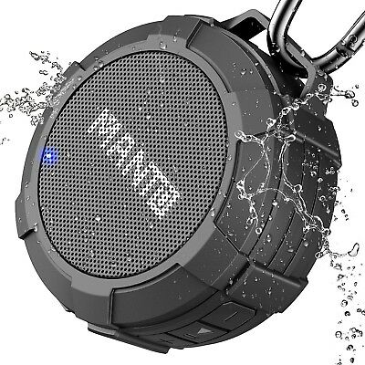 Bluetooth Speaker MANTO Cuckoo Portable Wireless Mini Waterproof Stereo Sound...