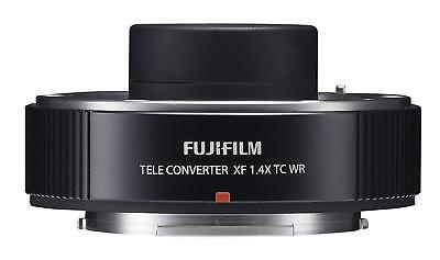 Fuji XF 1.4x TC WR Converter for Fuji X Series Camera Lenses (UK Stock) BNIB