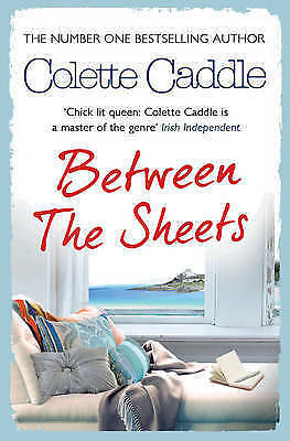 Between the Sheets, By Caddle, Colette,in Used but Good condition