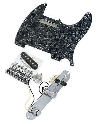 Fender Telecaster Loaded Pickguard Original Vintage Pickups Babicz Bridge BP