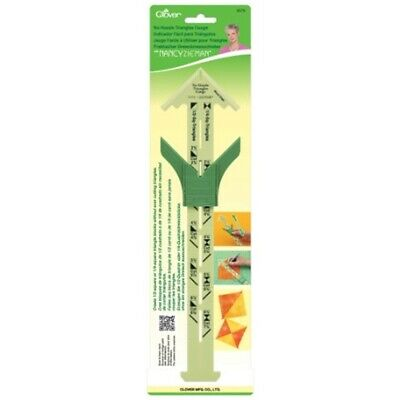 Clover Triangle Gauge, Multi-colour, 1 - Gauge Nancy Zieman