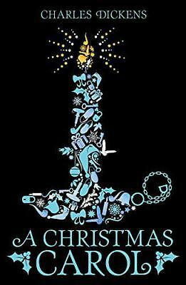 A Christmas Carol (Scholastic Classics) by Charles Dickens, NEW Book, (Paperback
