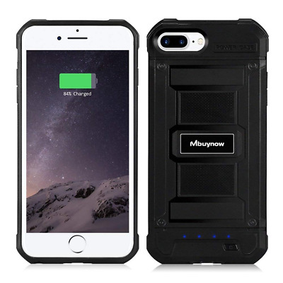 5.5 inch 4200mah Shockproof Rechargeable Portable Charger Battery Case Power NEW