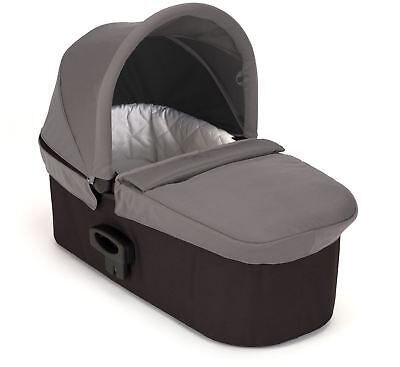 Baby Jogger DELUXE PRAM CARRYCOT GREY Pushchair Buggy Accessory BN