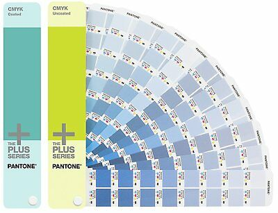 Pantone CMYK Color Guide Coated & Uncoated GP5101 - Open Box Demo
