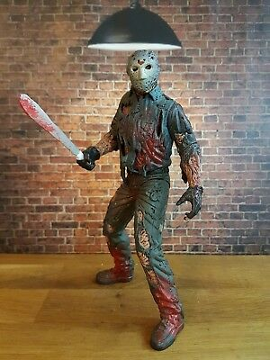 McFarlane. Jason Voorhees . Friday the 13th.  horror Figure .