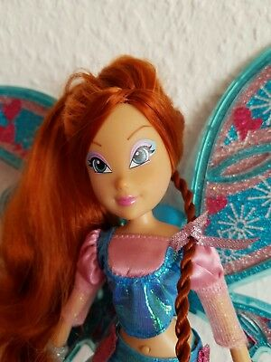 Winx club enchantix puppen mit Funktion