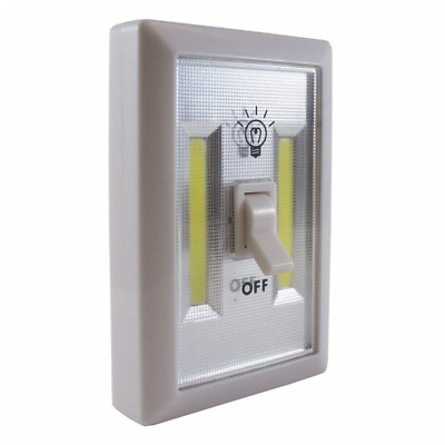 Multipurpose Battery Operated, 24 COB LED Light Switch Night for Closet and More