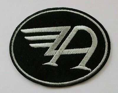 Austin embroidered cloth badge