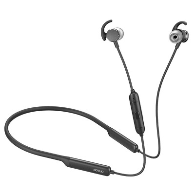 Bluetooth Headphones Wireless Neckband Sweatproof Earphones Magnetic Earbuds NEW
