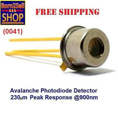 Avalanche Photodiode Detector 230µm APD Silicon Photo Diode SiAPD TO-46