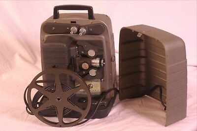 Bell and Howell 8mm film projector 353 vgc tested & working