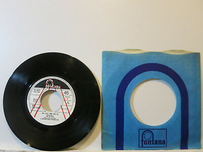 """Tin Biscuit - The last Time you go - Psychedelic Rock 7"""" 1970 Fontana UK+""""A""""-WLP"""