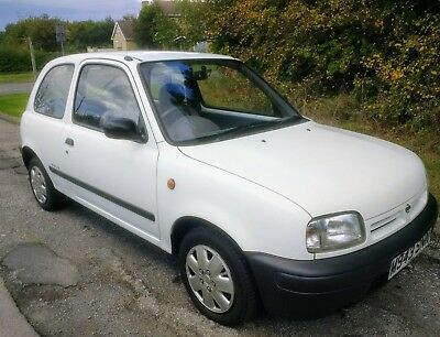 94 Automatic Nissan Micra Genuine Low Mileage 25000 Immaculate Condition FSH