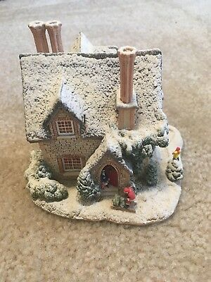 Lilliput Lane Christmas Party L2060 Christmas Special 1997