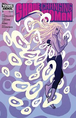 Shade the Changing Woman #3 DC Young Animal comic 1st Print 2018 unread new NM