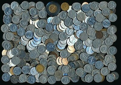 ~330 Old  Canada Nickels (Many Dates) Megalot!! > See Images > No Reserve