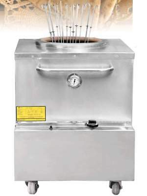 OMCAN CE-IN-3434 Stainless Steel Gas Tandoor Tandoori Clay Oven (Large) NEW!