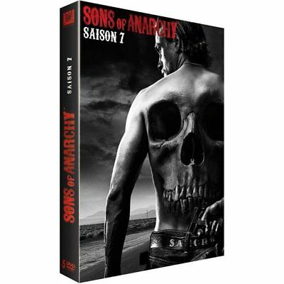 DVD - Sons of Anarchy - Saison 7