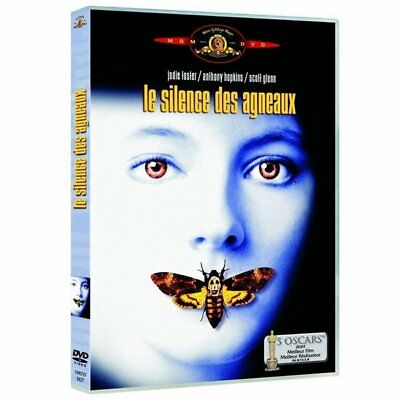 DVD - Le Silence des agneaux - Anthony Hopkins,Scott Glenn,Jonathan Demme