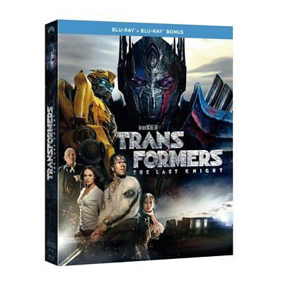 Blu-ray - Transformers : The Last Knight - Mark Wahlberg,Anthony Hopkins,Michae