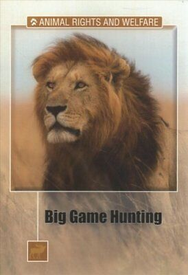 Animal Rights: Animal Rights : Big Game Hunting by Gale Research Inc (2018,...