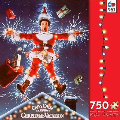 Brand New | National Lampoon's Christmas Vacation Shocking Clark Puzzle